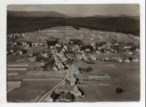 ZZ-1662/ Dobel bei Pfotzheim Foto seltenes Luftbild 1936 18 x 13 cm