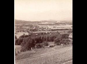 AK-2179/ Velden Nordseite Kärnten Stereofoto v Alois Beer ~ 1900