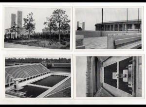 Y13130/ 4 x Olympiade Berlin 1936 AK