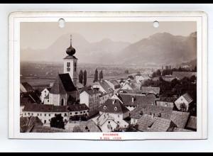 AK-2415/ Liezen Steiermark Kabinettfoto Alois Beer ~ 1900