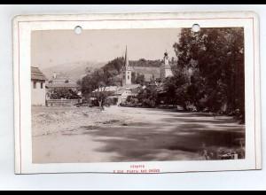 AK-2404/ Gmünd Kärnten Kabinettfoto Alois Beer ~ 1900
