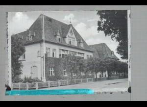 Neg4999/ Rendsburg Bezirksschule altes Negativ 40er Jahre