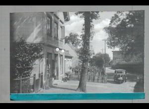 Neg4933/ Hamburg Stellingen Eichenstraße altes Negativ 40er Jahre