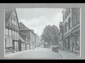 Neg4915/ Lauenburg Elbstraße altes Negativ 40er Jahre
