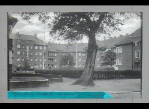 Neg4907/ Hamburg Lokstedt altes Negativ 40er Jahre