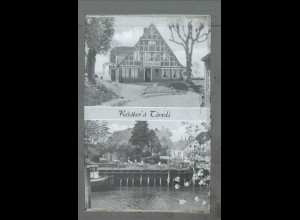 Neg5133/ Hamburg Cranz Köster`s Tivoli altes Negativ 50/60er Jahre