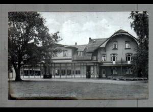 Neg5022/ Wedel Krankenhaus altes Negativ 40er Jahre