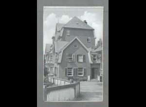 Neg5202/ Geesthacht Edmunsthal Susannen-Haus altes Negativ 40er Jahre
