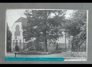 Neg5165/ Bad Oldesloe Berufsschule altes Negativ 40er Jahre