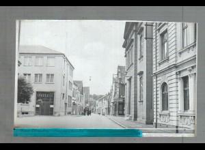 Neg5162/ Bad Oldesloe Hagenstraße altes Negativ 40/50er Jahre