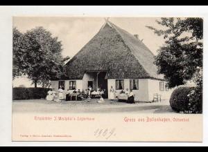 XX005413-239/ Ostseebad Boltenhagen Logierhaus Westphal AK 1904
