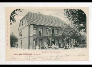 XX005414-239/ Ostseebad Boltenhagen Logierhaus Wulff AK 1904