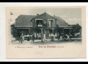 XX005415-239/ Ostseebad Boltenhagen Logierhaus Wiechmann AK 1904