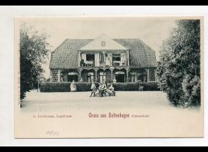 XX005416-239/ Ostseebad Boltenhagen Logierhaus Luckman AK 1904