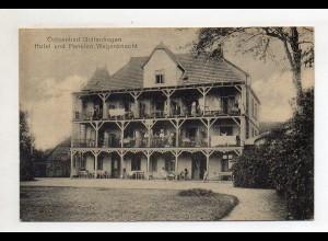XX005417-239/ Ostseebad Boltenhagen Hotel Wagenknecht AK 1927