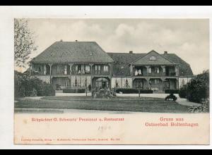 XX005419-239/ Ostseebad Boltenhagen O. Schwartz Pensionat AK 1904