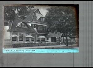 Neg5227/ Ostseebad Niendorf Immenhof altes Negativ 40/50er Jahre