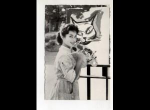 DP397/ Vera Tschechowa AK ca. 1965