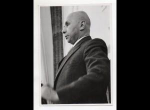 C3281/ Jakob Kaiser Minister f. Gesamtdeutsche Fragen CDU Pressefoto ca.1950