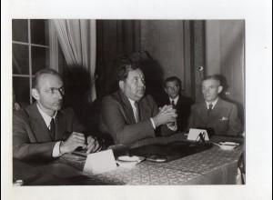 C3288/ Verfassungsausschuss der Länder der drei Westzonen Foto ca.1948