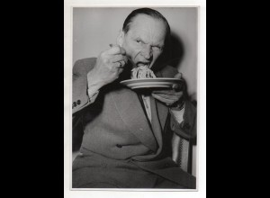 C3839/ Ludwig Manfred Lommel deutscher Humorist Foto ca.1950
