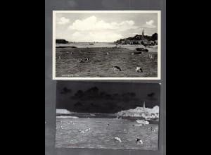 Y14846/ Lauenburg AK + Negativ ca.1940