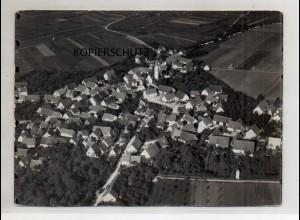 ZZ-0011/ Mochenwangen Bei Ravensburg Foto Luftbild 1937 18 x 13 cm