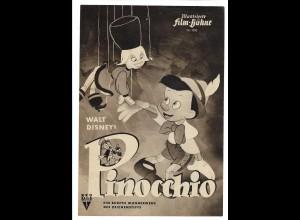 C3619/ IFB 1050 Filmprogramm Pincocchio Walt Disney