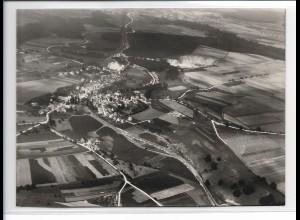 ZZ-5528/ Westerstetten Foto seltenes Luftbild 18 x 13 cm ca.