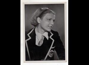 C3330/ Schauspielerin Geraldine Katt Ross Bild 18 x 13 cm ca.1935