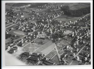 ZZ-0294/ Eibach b. Nürnberg seltenes Foto Luftbild 1939 18 x 13 cm