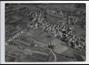 ZZ-0295/ Allmoshof b. Nürnberg seltenes Foto Luftbild 1939 18 x 13 cm
