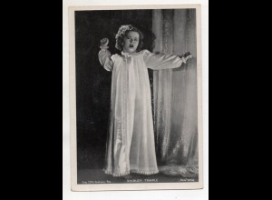 C3323/ Schauspielerin Shirley Temple Ross Bild 18 x 13 cm ca.1935
