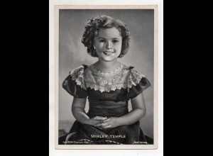 C3322/ Schauspielerin Shirley Temple Ross Bild 18 x 13 cm ca.1935