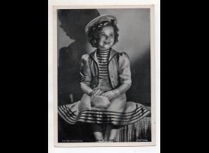 C3321/ Schauspielerin Shirley Temple Ross Bild 18 x 13 cm ca.1935