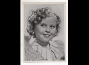 C3320/ Schauspielerin Shirley Temple Ross Bild 18 x 13 cm ca.1935