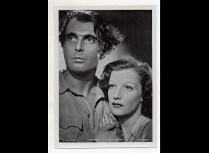 C3315/ Schauspieler Karl Martell + Kirsten Heiberg Ross Bild 18 x 13 cm ca.1935