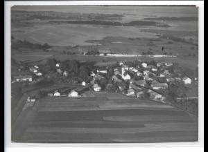 ZZ-0206/ Rimsting seltenes Foto Luftbild 1938 18 x 13 cm