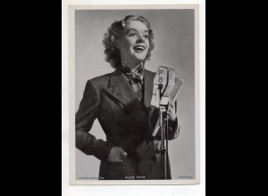 C3310/ Schauspielerin Alice Faye Ross Bild 18 x 13 cm ca.1935