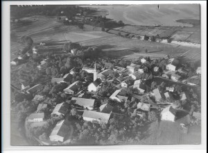 ZZ-0207/ Rimsting seltenes Foto Luftbild 1938 18 x 13 cm