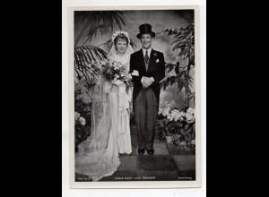 C3304/ Schauspieler Carla Rust + Luis Trenker Ross Bild 18 x 13 cm ca.1935