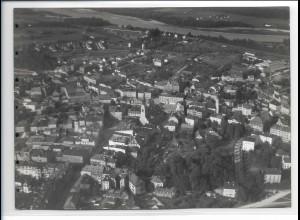 ZZ-0276/ Rosenheim seltenes Foto Luftbild 1937 18 x 13 cm