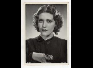 C3300/ Schauspielerin Sybille Schmitz Ross Bild 18 x 13 cm ca.1935