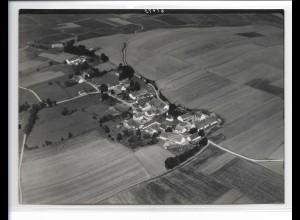 ZZ-0225/ Sulzrain b. Hebertshausen seltenes Foto Luftbild 1937 18 x 13 cm