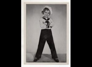 C3298/ Schauspielerin Traudl Stark Ross Bild 18 x 13 cm ca.1935