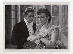 C3305/ Schauspieler Paul Hörbiger + Zarah Leander Ross Bild 18 x 13 cm ca.1935