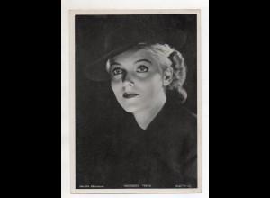 C3293/ Schauspielerin Ingeborg Theek Ross Bild 18 x 13 cm ca.1935