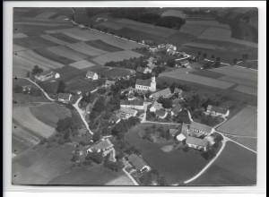 ZZ-4190/ Bergen bei Wang Foto seltenes Luftbild ca.1938 18 x 13 cm