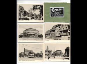 Y15712/ 17 x Foto Breslau 10,5 x 7,5 cm ca. 1935 Schlesien