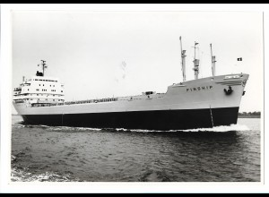 C3716/ Tanker Handelsschiff Finship Foto 196322,5 x 15,5 cm